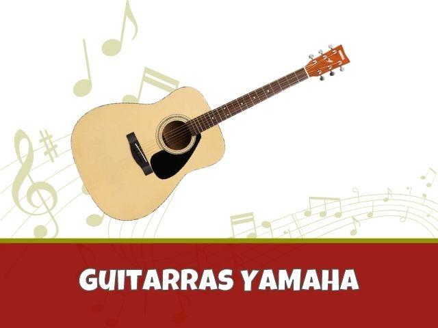 mejores Guitarras YAMAHA