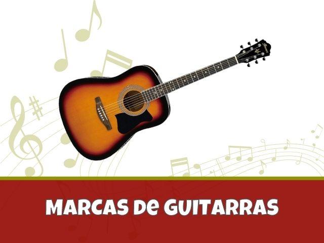 Marcas de Guitarras