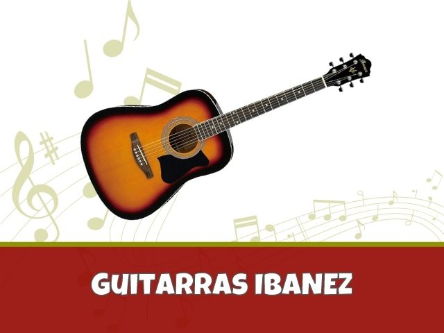 mejores guitarras IBANEZ