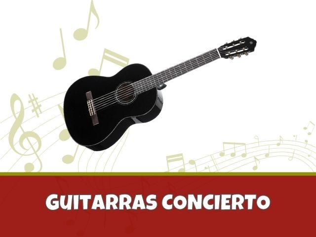 mejores guitarras concierto