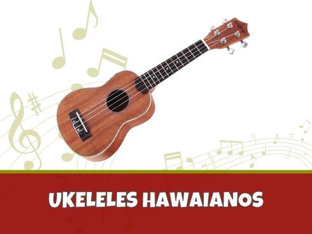 ukeleles hawaianos